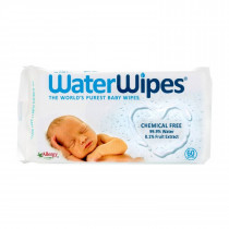 WaterWipes Baby Wipes (60 pk)