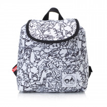 Colour and Wash Backpack  − Dino