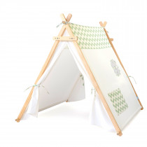 The Kids HQ A-Frame Tent