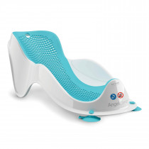 Soft Touch Mini Bath Support - Aqua