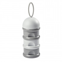 Stacked Formula Milk Container 270ml -Grey
