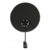 UPF 50 Buggy Sunchaser Plus Fan - Black