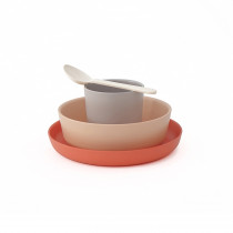 Bambino Kid Set AKI - Blush, Cloud, Terracotta