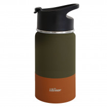 Stainless Steel Tumbler - Green/Palm
