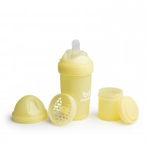 Baby Bottle 240ml/8oz Yellow