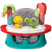 GROW-WITH-ME DISCOVERY SEAT & BOOSTER