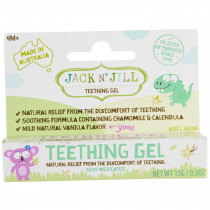 Natural Teething Gel 15g