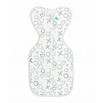 Swaddle UP Bamboo LITE White S