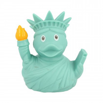 Bath Toy-Liberty Duck - Green