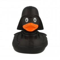 Bath Toy-Black Star Duck - Black