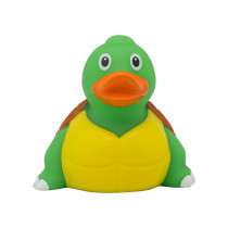 Bath Toy-Turtle Duck-Yellow/Green