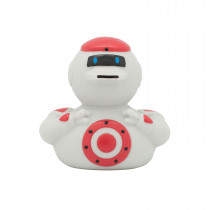 Bath Toy-Robot Duck - White
