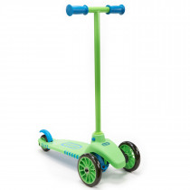 Lean To Turn Scooter- Green/Blue