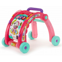 3 in 1 Activity Walker (Pink)