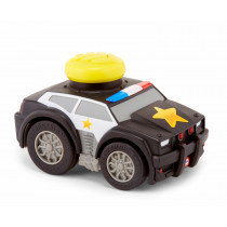 Slammin' Racers Asst Wave 4-Police Car