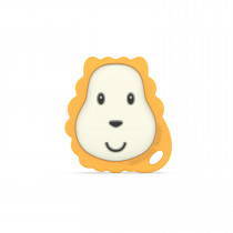 Matchstick Monkey Flat Face Teether - Ludo Lion