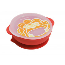 Suction Bowl with Lid - Marcus