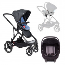 Voyager Buggy Travel System - Sky
