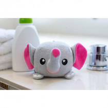 Baby Bath Toy and Sponge-Elephant
