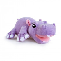 Harper the Hippo -Baby Bath Toy and Sponge