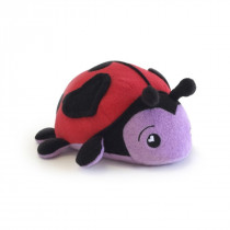 Bella the Ladybug -Baby Bath Toy and Sponge