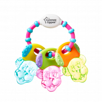 Teethe n Play Water Teether, (6 months +) - Multi Colour