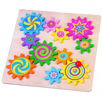 Puzzle & Spinning Gears