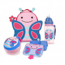Zoo Lunch Time Bundle  - Butterfly