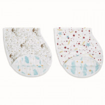 Classic 2-Pack Burpy Bibs Harry Potter