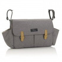 Travel Stroller Organizer − Grey
