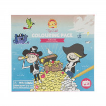 Colouring Pack - Pirates