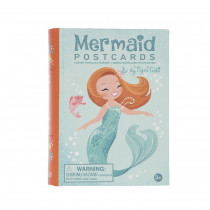 Mermaid Postcards