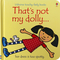 "كتاب ""That's Not My Dolly"" المصوّر"