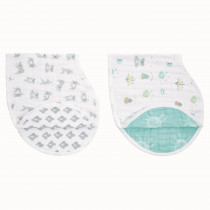 Classic 2 Pack Burpy Bibs -  Now + Zen