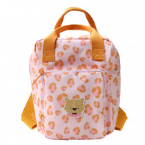 Backpack Lion Print