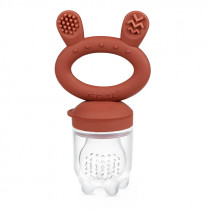 Fresh Food Feeder and Teether - Copper