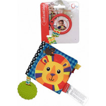 LINK & CRINKLE ANIMAL COUNTING BOOK
