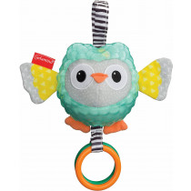 Textured Sensory Pal Owl