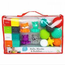 SENSO' BALLS BLOCKS & BUDDIES