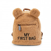 Kids My First Bag  Teddy Beige