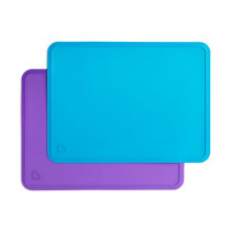 Spotless Silicone Placemats 2pc per Pack