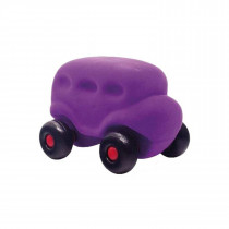 Soft Baby Educational Toy-2Skool Bus Little - Purple
