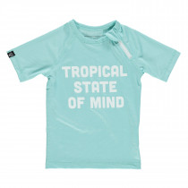Tropical State of Mind - Light Blue