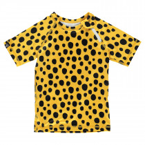 Boxfish Tee - Burnt Yellow