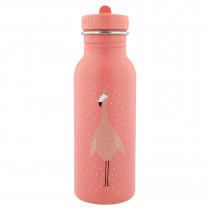 Stainless Steel Bottle (500ml) - Mrs. Flamingo