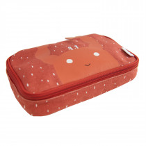 Pencil case rectangular - Mrs. Crab