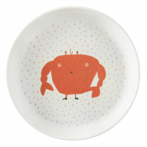 Plate - Mrs. Crab