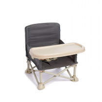 Picnic Chair Booster Seat -Slate Grey