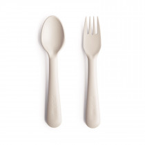 Fork & Spoon Ivory