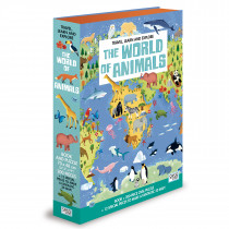 Travel, Learn And Explore -The World Of Animals